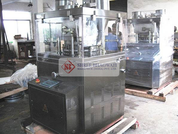 Production And Assembly For Rotary Tablet Press Machines