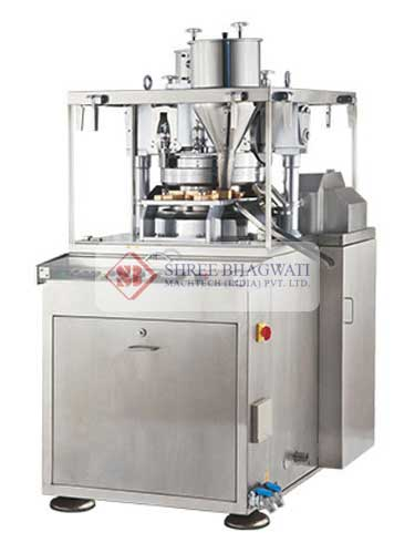 Salt Tablet Press Machine Manufacturers & Exporters from India