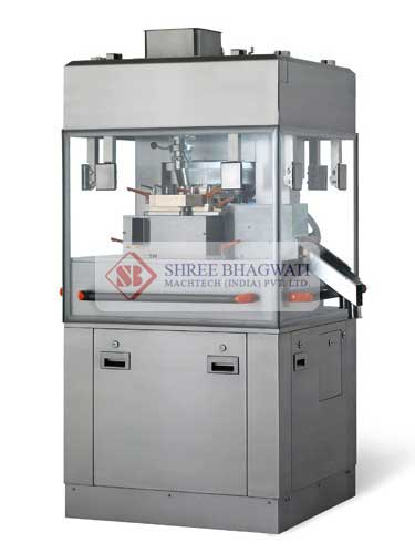 Single Rotary Tablet Press  Manufacturers & Exporters from India