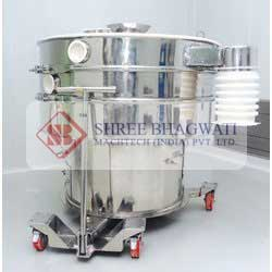 Vibro Sifter Double Deck