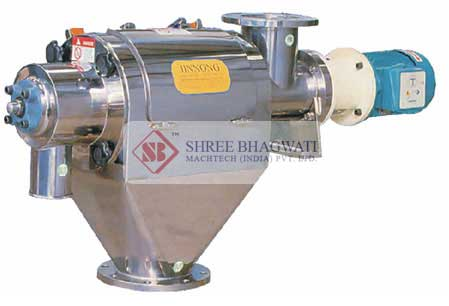 Centrifugal Sifters - Rotary Sifter