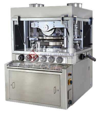 High Speed Double Rotary Tablet Press Manufacturers & Exporters from India
