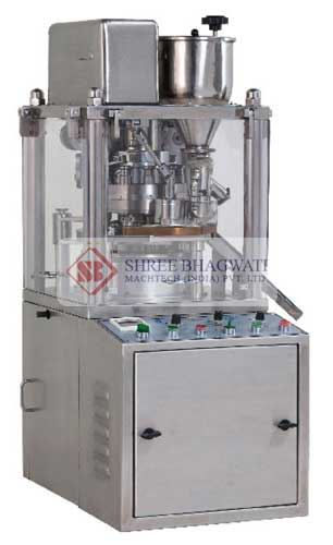 Mini Tablet Press Manufacturers & Exporters from India