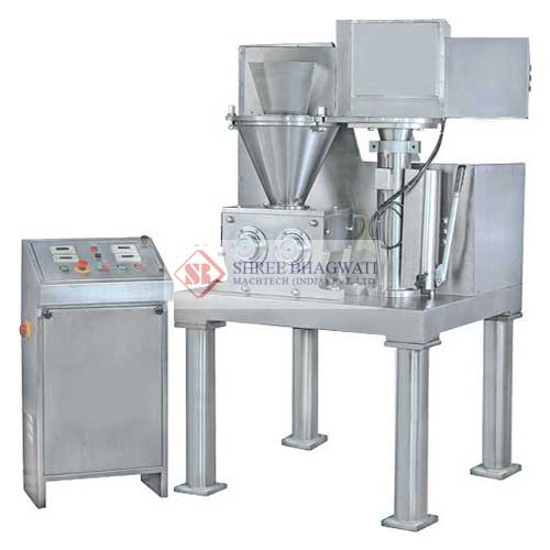 Roll Compactor Machine For Dry Granulation Manufacturers & Exporters from India