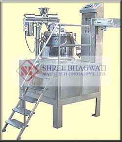 Sifting and Milling Equipments