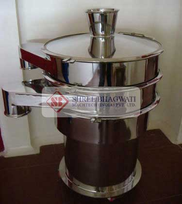 Vibro Sifter Manufacturers & Exporters from India